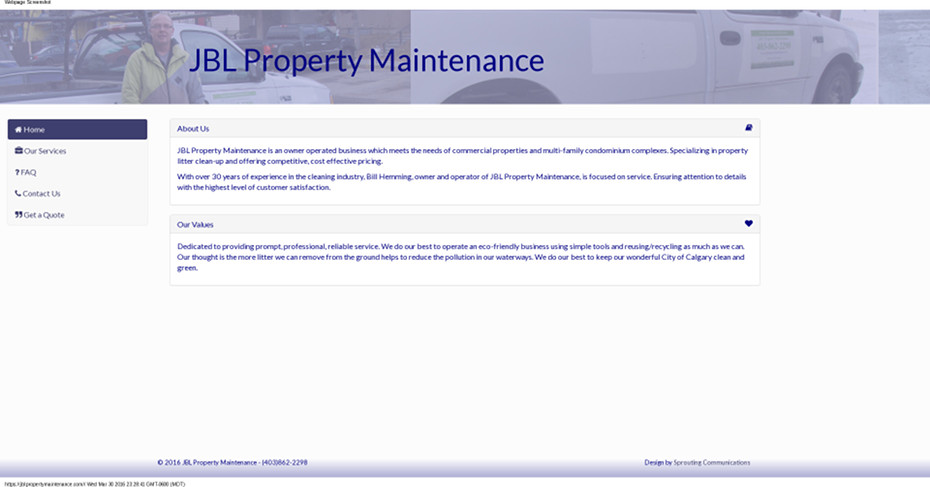 JBL Property Maintenance